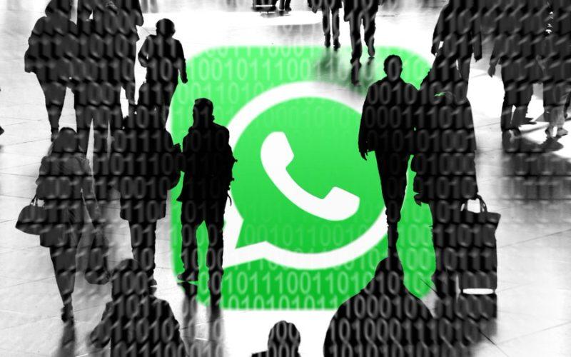 La aplicación de mensajería WhatsApp ya sobrepasa los 2,000 millones de usuarios
