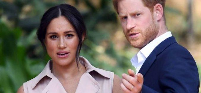 Presidente Donald Trump advierte a la reina Isabel II y Reino Unido que EEUU no pagará protección en su territorio al príncipe Harry y Meghan