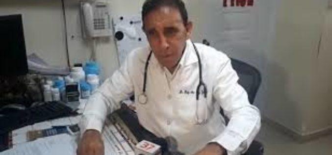 El doctor Cruz Jiminián sigue en franca mejoría; le desconectaron la ventilación mecánica