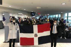 Dominicanos que se encontraban varados en aeropuerto JFK de Nueva York, están de retorno a su país
