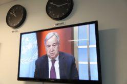 Secretario general de la ONU quiere vacuna contra COVID-19 esté disponible para todas las personas del mundo
