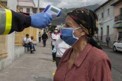 Ecuador tiene 871 fallecidos por coronavirus y 24,258 casos confirmados