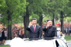 Xi Jinping, presidente de China, y su homólogo de Corea del Norte, Kim Jong Un, se comunican por mensajes de voz