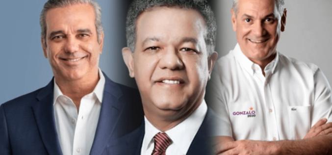 Para el debate de candidatos presidenciales de ANJE, solo Leonel confirmó formalmente; prorrogaron plazo para que otros lo hagan… ¿Habrá debate?