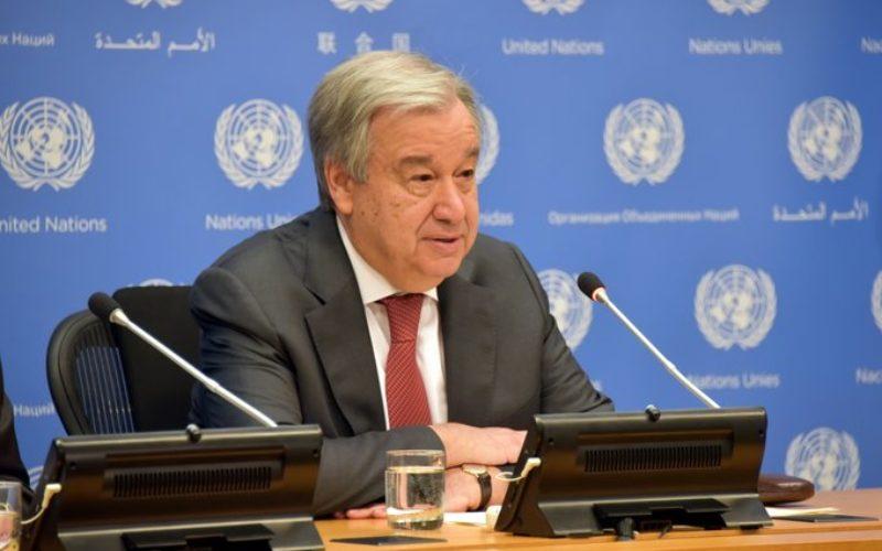 Antonio Guterres, secretario general de ONU: «Una vacuna contra la COVID-19 debe ser vista como un bien público global, una vacuna del pueblo»
