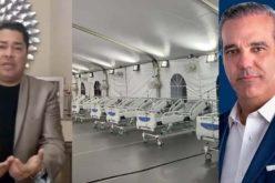 (Video) El Pachá invita a Luis Abinader a hacerse la prueba del coronavirus en vivo en su programa para confirmar fue contagiado y despejar dudas