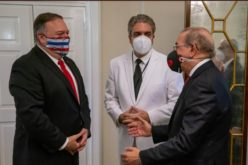 Mike Pompeo, el secretario de Estado EE.UU, se reunió en RD con Abinader luego de su toma de posesión… Y con Danilo, después de dejar el poder