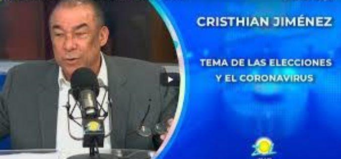Periodista Cristhian Jiménez renuncia del programa radial El Sol de la Mañana