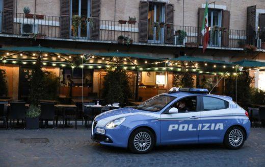 Toque de queda a nivel nacional en Italia por aumento continuo casos coronavirus