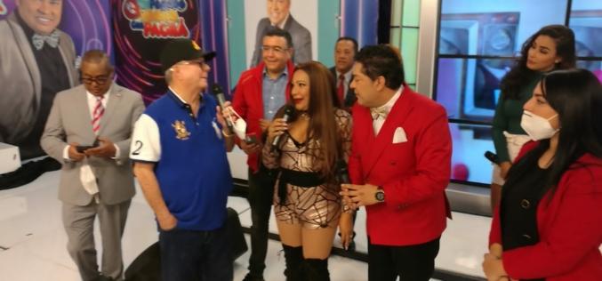 Hipólito de acuerdo con 100 millones a artistas y dice a El Pachá: «Hambre que espera «jartura» no es hambre»
