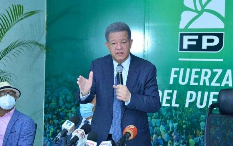 Leonel recurrirá decisión JCE que ubica a Fuerza del Pueblo como partido minoritario