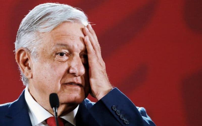Presidente mexicano López Obrador tiene Covid-19; hablará con Vladimir Putin sobre vacuna