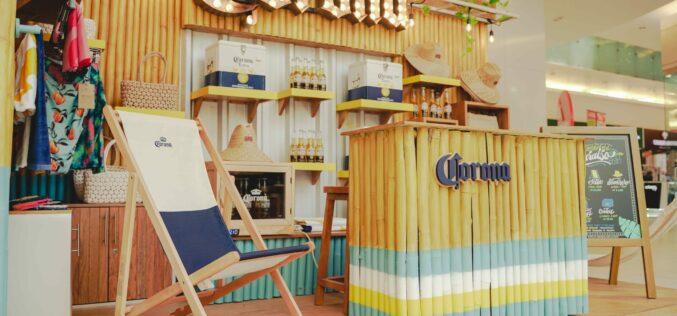 Corona, la cerveza, abre en RD 'mercado pop-up' con productos eco-amigables