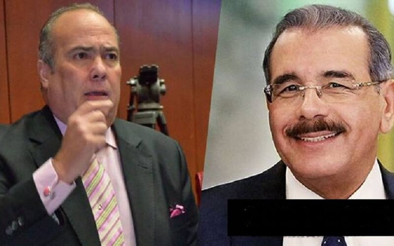 Se daba como hecho que Danilo sería electo presidente del PLD; lo de Charlie Mariotti como secretario general, no tanto
