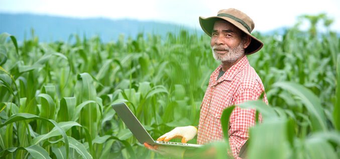 Apostar a la agricultura digital a propósito de la pandemia y los nuevos tiempos; una propuesta del Banco Mundial