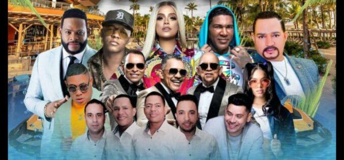 Frank Reyes, Yiyo Sarante, Omega, Los Rosario, Bulín 47… Turinter anuncia su Dominican Festival 2021