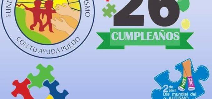 Fundación Dominicana de Autismo ha cumplido 26 años con asistencia funcional a niños y familiares