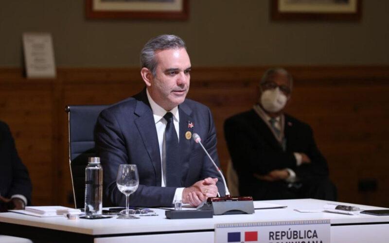 Abinader pide a comunidad internacional aunar esfuerzos para solucionar desafíos económicos y sociales por la pandemia