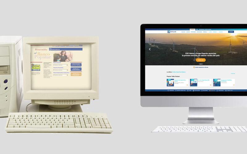 Popularenlinea.com cumple 20 años como plataforma de servicios financieros del país