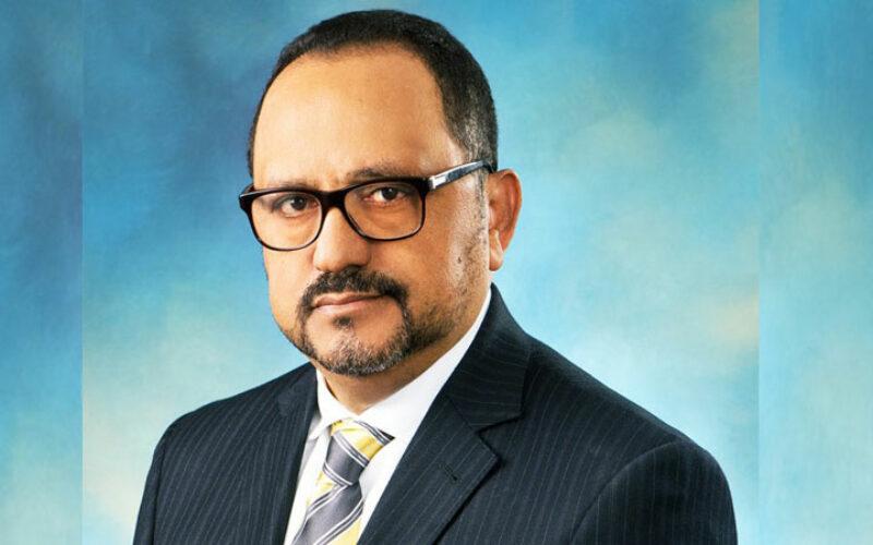 Antoliano Peralta, Consultor Jurídico del Poder Ejecutivo, ha dado positivo al Covid-19
