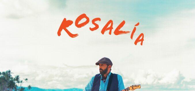 «Rosalía-Live», con Juan Luis Guerra, en todas las plataformas digitales desde este viernes