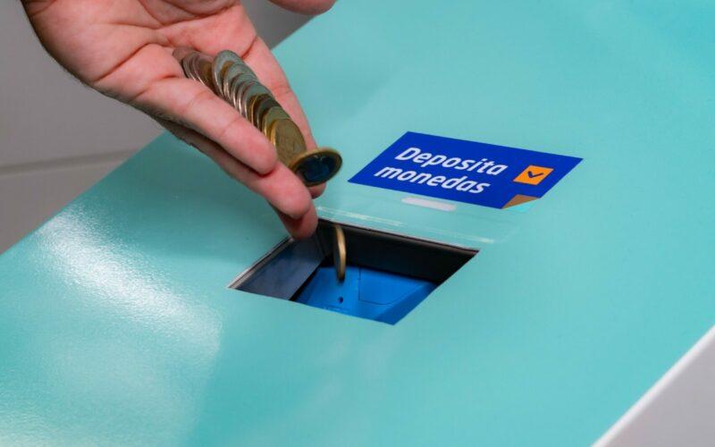 El Banco Popular estrena en RD cajeros automáticos que aceptan monedas y mayor cantidad de billetes