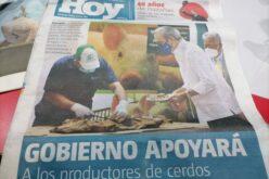 cristalycolores lo pronosticó en primicia: «Los periódicos Listín Diario y Hoy se convertirán en tabloides…»