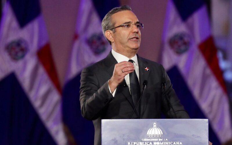 El presidente Luis Abinader y el texto íntegro de su discurso de este miércoles