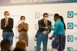 Becas a 65 jóvenes meritorios de parte del Banco Popular
