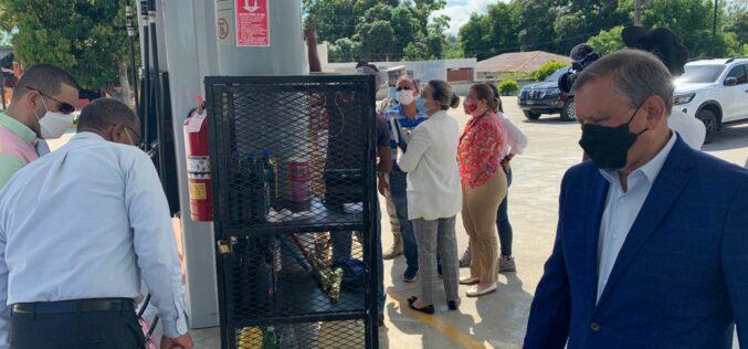 Refidomsa asume administración estaciones de gasolina de Miches propiedad de implicados en Operación Falcón