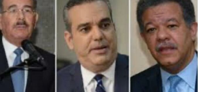 ¿Se juntarán Danilo y Leonel en el diálogo de las reformas propuestas por el presidente Abinader…?