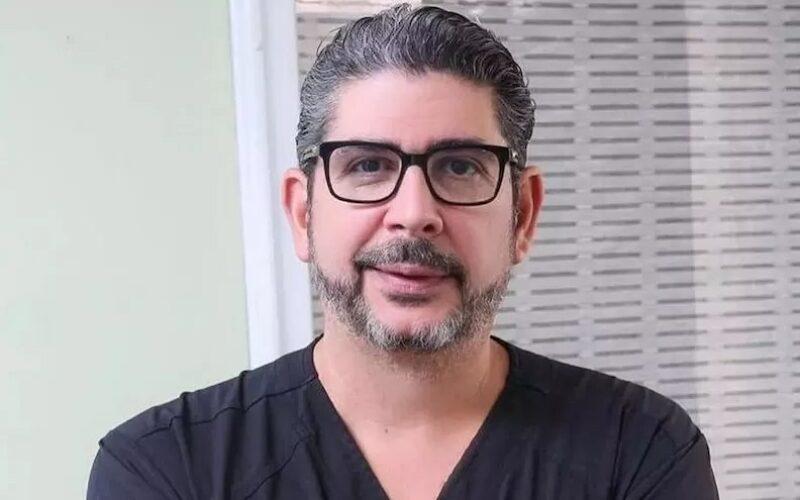 Sí, Señor, el Dr. Guerrero Heredia en Alofoke