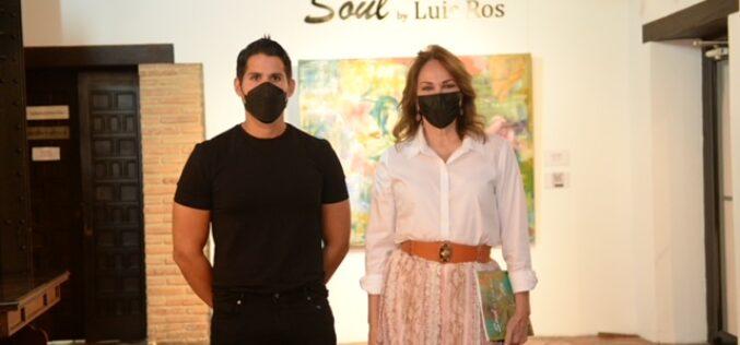 El artista Luis Ros presenta su primera exposición